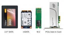 Як вибрати диск SSD