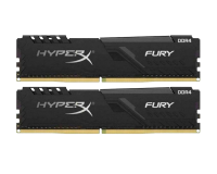 Kingston 16 GB (2x8GB) DDR4 3200 MHz Fury Black (HX432C16FB3K2/16)
